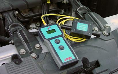 HBM453 Handheld Blow-by flow meter
